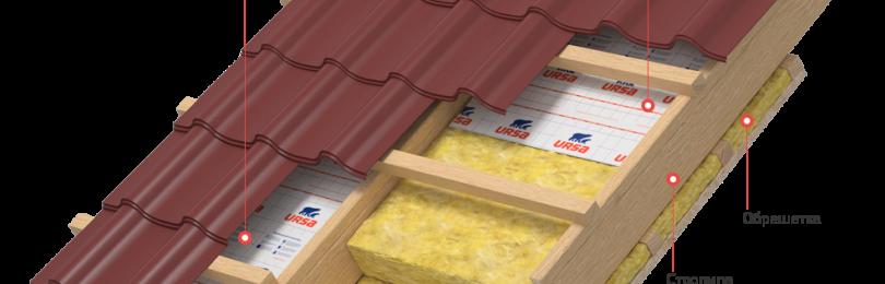 Важность гидропароизоляции стен и крыши