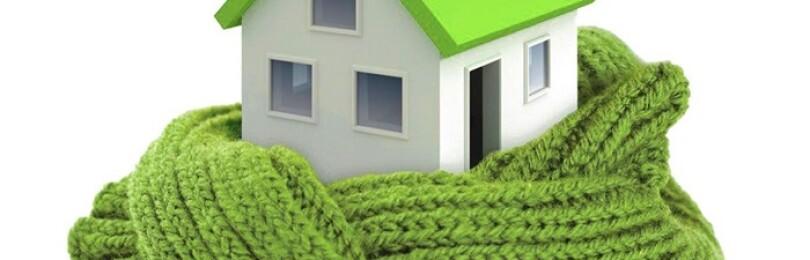 Правильное утепление кирпичных и блочных домов