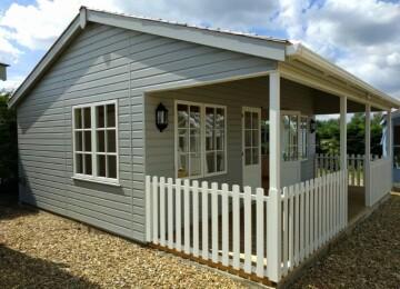 Дачный дом — каким он может быть