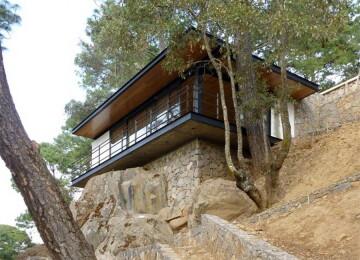 Проектирование дома на участке со сложным рельефом