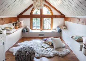 Проект дома с мансардой – почему они так популярны