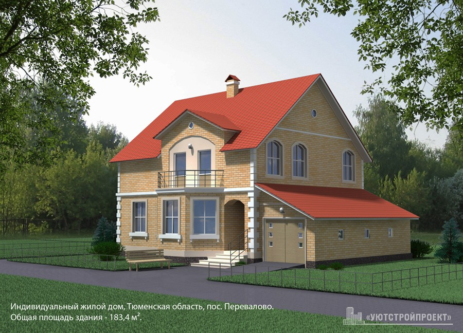проектирование домов в тюмени