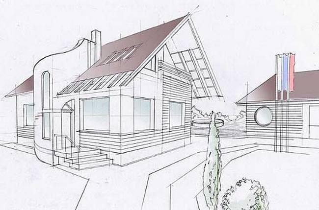 Проектирование домов в УютСтройПроект, Тюмень