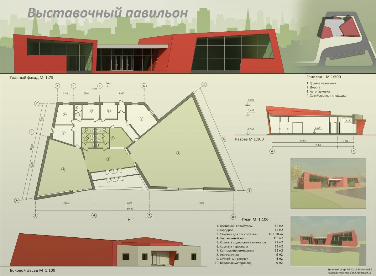 Выставочный комплекс