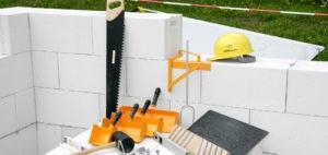 Газосиликатные блоки для строительства