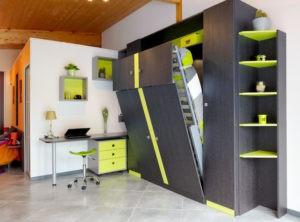 Мебель транфсормер для небольшой квартиры