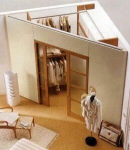 гардеробная комната дизайн фото