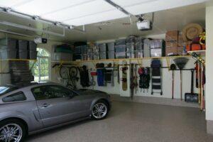 Планирование пространства в гараже