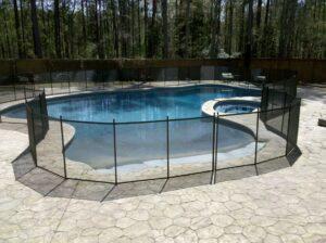 Ограждения для бассейна