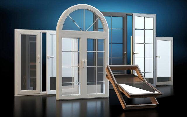 Современные двери и окна