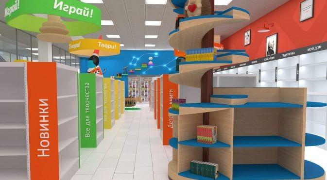 Проект книжного магазина