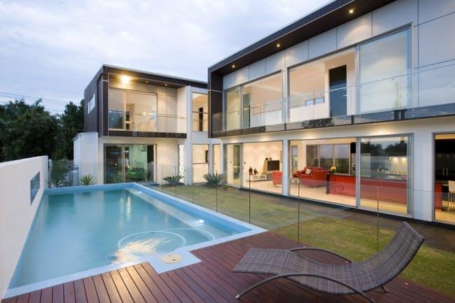 Коттедж Banya House от компании Tonic Австралия