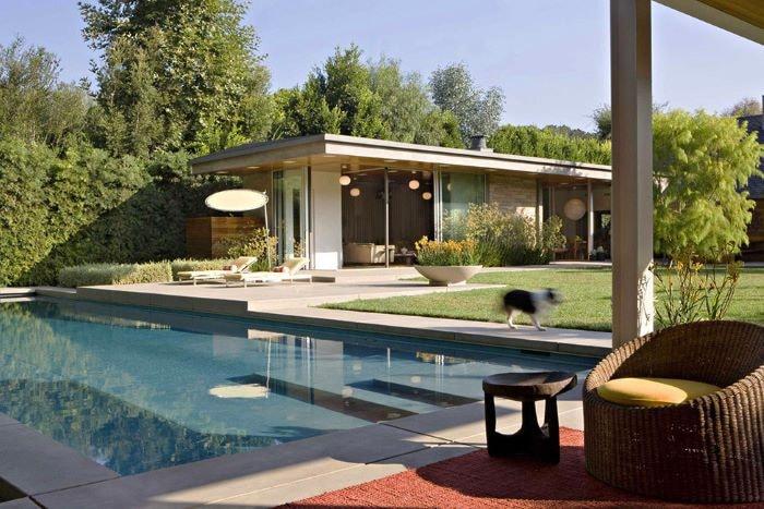 Brentwood Residence Калифорния