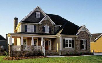 как строят каркасные дома в США